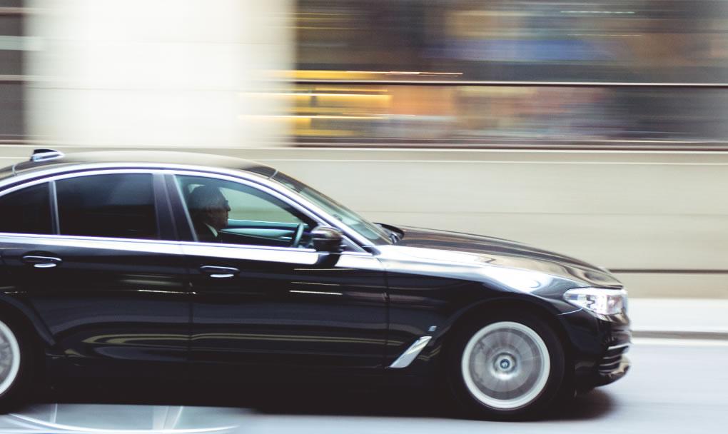 bmw chauffeur